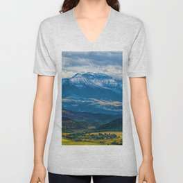 Outside of Ridgway Unisex V-Neck
