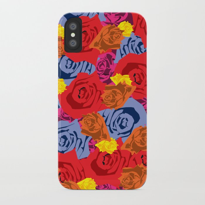 Rose Love iPhone Case