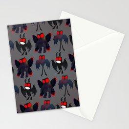 Mothman Mayhem Stationery Cards