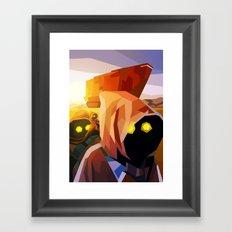 SW#19 Framed Art Print