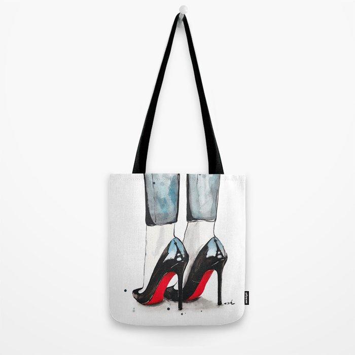 Cloudy In Paris Tote Bag