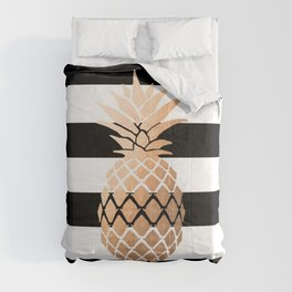 Pineapple Vibes Comforters