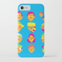 moonrise kingdom iPhone & iPod Cases featuring Moonrise Kingdom by Brittany Metz