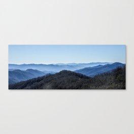 Slow Fade Canvas Print