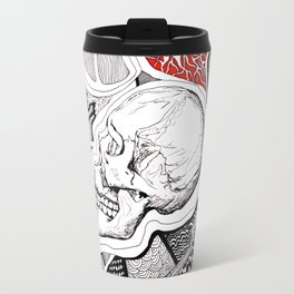 Chaos Metal Travel Mug