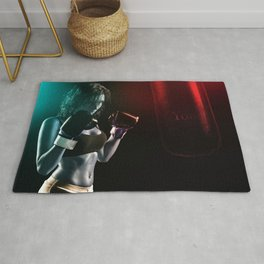 Boxing (You) Rug