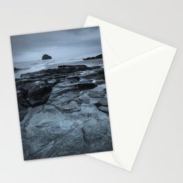 Gull Rock Seascape Stationery Cards