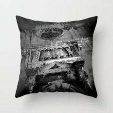 Midnight in Dubrovnik 03 Throw Pillow
