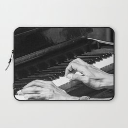 Play the Piano Laptop Sleeve