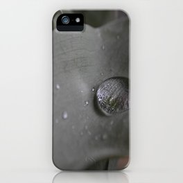 Beautiful drop iPhone Case