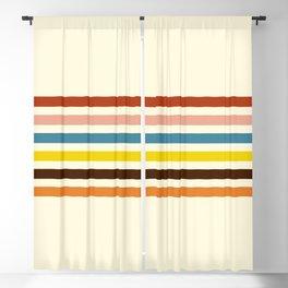 Classic Retro Govannon Blackout Curtain