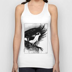 asc 602 - La spectatrice (Valentina at the gallery) Unisex Tank Top