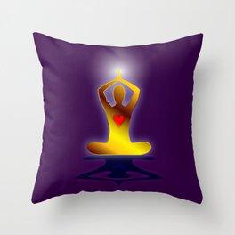Go Within Throw Pillow