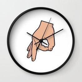 The Circle Game Wall Clock