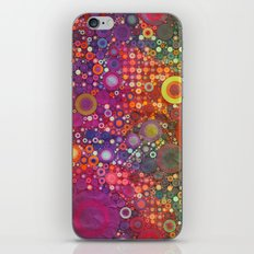 Circle Fantasies iPhone & iPod Skin