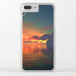 The One Light Clear iPhone Case
