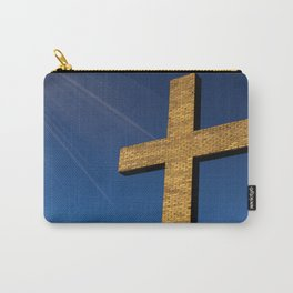 Heaven's Cross Carry-All Pouch