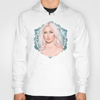 artrave Hoodies featuring ArtRave by Will Costa