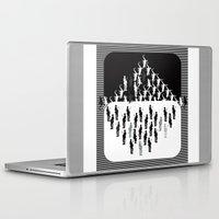 evolution Laptop & iPad Skins featuring Evolution by Design4u Studio