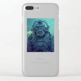 Apex-XIII: Mission I Clear iPhone Case