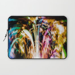 """""""The Dreamer's Torch"""" Laptop Sleeve"""