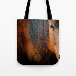 Eye to the heart Tote Bag