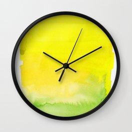 4  | Abstract Painting | 190725 Wall Clock
