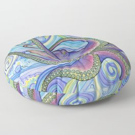 The Conductor Floor Pillow