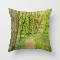 FOREST PEACE Throw Pillow