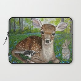 Forest Friends Laptop Sleeve