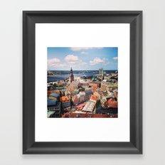 Rīga Framed Art Print