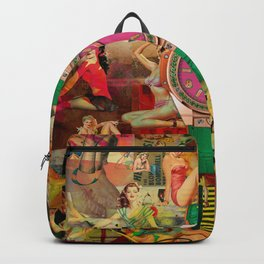 Pin-up Time Backpack