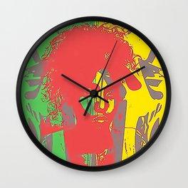 ZiRasta Wall Clock