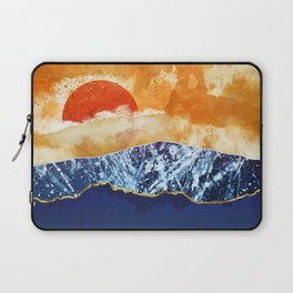 Amber Dusk Laptop Sleeve