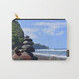 Pololu Valley Hawaii Big Island Carry-All Pouch