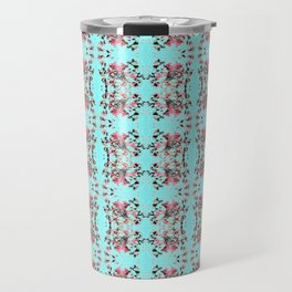 Bubble Gum Ice Cream In The Rain Travel Mug