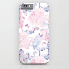 Dorothy's Roses iPhone Case