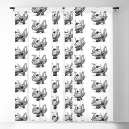 F/A-18 Hornet Naval Military Fighter Jet Aircraft Blackout Curtain