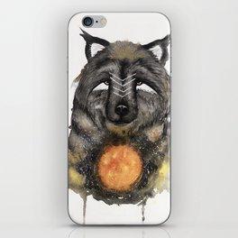 Copernicus the Sun Bear. iPhone Skin