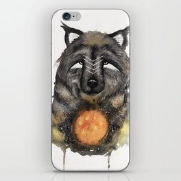 Copernicus the Sun Bear. iPhone Skin