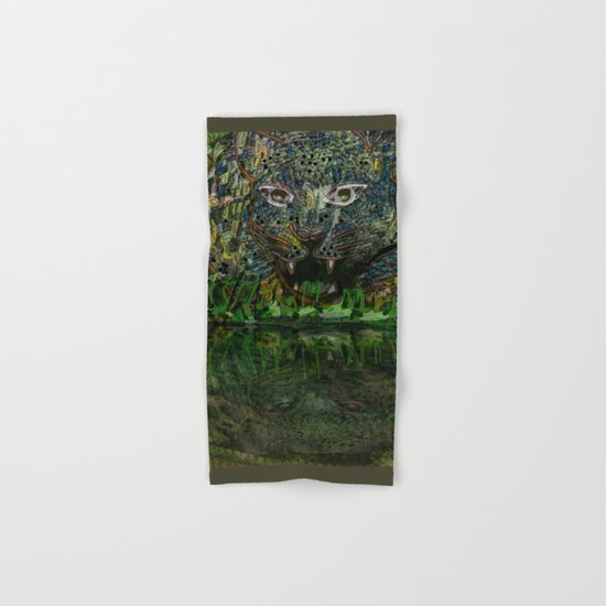 JUNGLE 24-05-16 Hand & Bath Towel