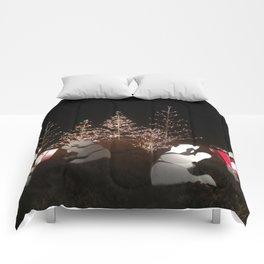 Polar Bear Christmas Comforters