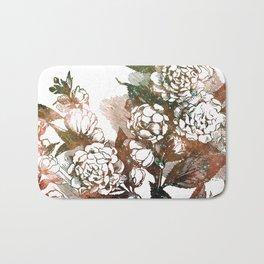 Plum Blossom Nebula Bath Mat