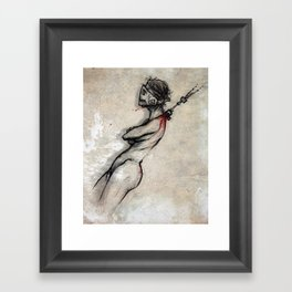 Swinger Framed Art Print