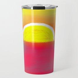 HOT SUNSET Travel Mug