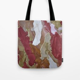 Deep Rich Something Tote Bag