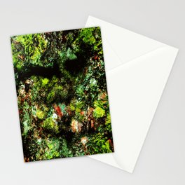 Old Tree Face Stationery Cards