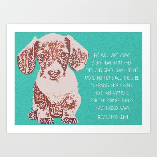 Our Weenie Art Print