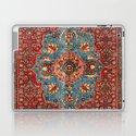Bidjar Antique Kurdish Northwest Persian Rug Print by vickybragomitchell
