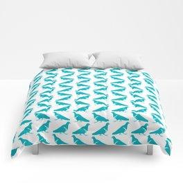Walk like a bird Comforters